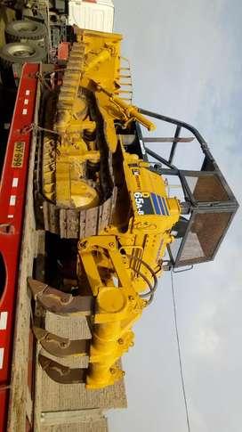 Alquiler o Venta de Tractor de Oruga