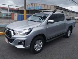 Toyota Hilux 4x4 manual 2.4 turbo intercooler 2020 Negociable