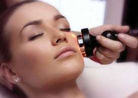 Radiofrecuencia + Ionización facial por sesión a domicilio