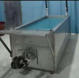 Máquina de helados de paleta industrial