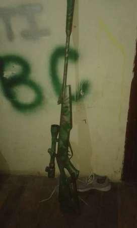 Vendo o Cambio Rifle de aire gamo silento cat  de 1250 fps