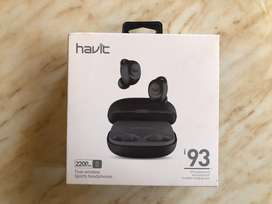 HAVIT EARBUDS WIRELESS I93 (AUDÍFONOS INALÁMBRICOS)