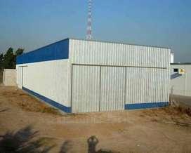 Construcción de Galpones Y Tinglados