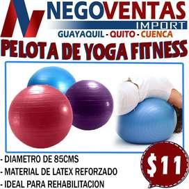 PELOTA DE YOGA FITNESS 85CM