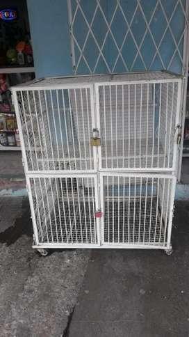 jaula para varias mascotas o pollos