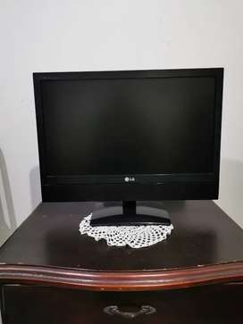Televisor LG de 22 pulgadas