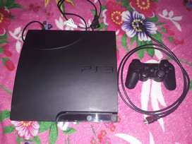 Vendo play 3 en perfecto estado mas detalles al mp