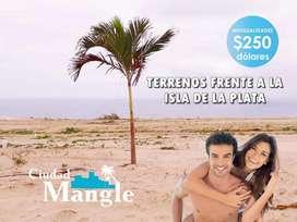 Terreno Exclusivo En Venta. A 35 Minutos Al Sur De Manta Con Acceso Directo A La Playa SD2