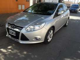Ford Focus 3 Se Mod 2013 Impecable
