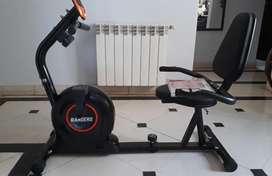 Bicicleta fija horizontal (randers)