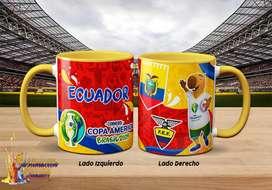 Taza / Jarro Personalizado Copa Libertadores 2019