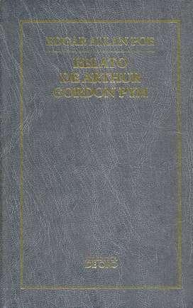 Relato De Arthur Gordon Pym - EDGAR ALLAN POE - Biblioteca De Oro