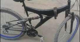 Bicicleta//($-$)//