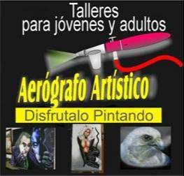 clases de aerografo en Medellin