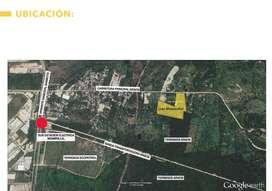 VENTA O ARRIENDO 2.8H : Lote mamonal - zona industrial , sector Membrillal