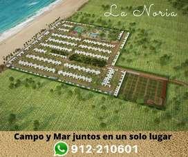 Condominio de Playa y Campo
