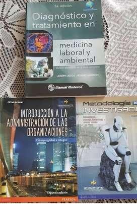 Medicina Laboral Diagnostico Y Tratamiento Regalo 2 libros más