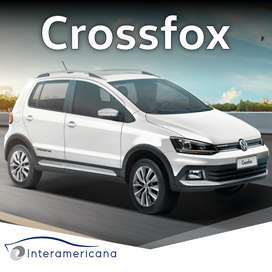 VOLKSWAGEN CROSSFOX 2020 | INTERAMERICANA NORTE