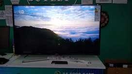 Smart tv 43 4k nuevos con una linea Samsung