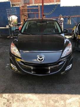 Hermoso Mazda 3 2.0 Tm Full Japones 84k km asientos de cuero