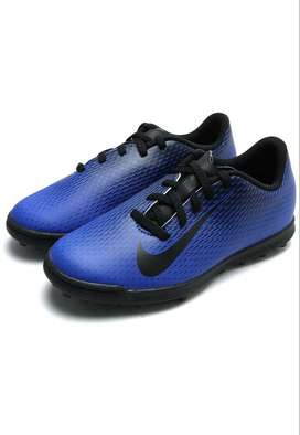 Zapatilla Nike Azul Original. Producto Nuevo. Fútbol. Sintética.