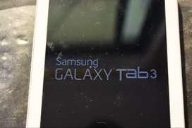 Tablet Samsung Tab3 Con chip