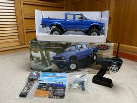Crawler RC4WD Trail Finder 2 LWB RTR 1/10 con body Mojave II Four Door 100% NUEVA.      Traxxas hpi axial redcat rc losi