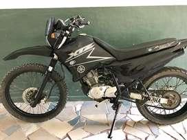 Yamaha xtz 125 cc 2012 . Excelente estado