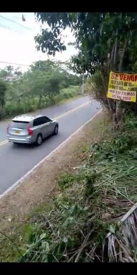 Venta de Lote Via Alcala Y Quimbaya