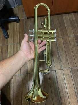 Trompeta BRAHMS remato