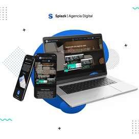 Sitio Web Autoadministrable   Tienda Online   Página Web