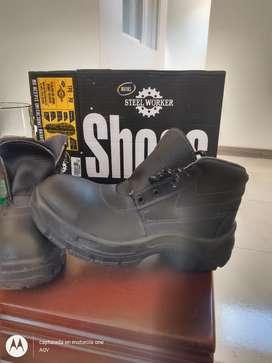A la Venta Botas Shoes steel worker talla 40