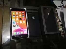 Vendo Iphone 8 plus de 64 GB con caja y cargador