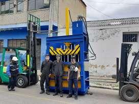 Compactadora de 300 a 100 kilos