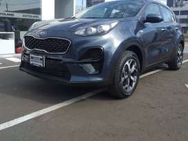 KIA SPORTAGE LX 4X2 PLUSS AT AÑO 2020