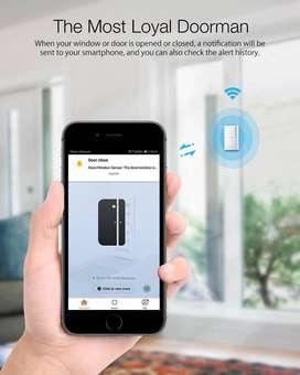 Sensor Para Puertas Y Ventanas Wifi Domótica Casa Segura App