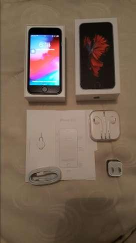 GRAN OPORTUNIDAD Iphone 6s Dos meses de uso sin ningun detalle