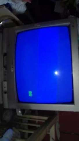 TV en buen estado anda bien sin control
