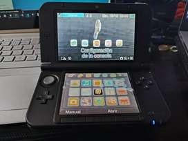 Nintendo 3DS XL Azul (+ 5 juegos)