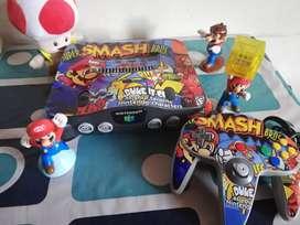 Nintendo 64 personalizado smash