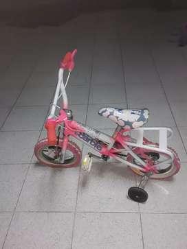 Bicicleta para niña de 2 a 5 años