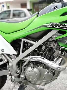 Kawasaki KLX 150L mod 2016 5.7