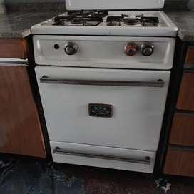 cocina GENDIN a gas