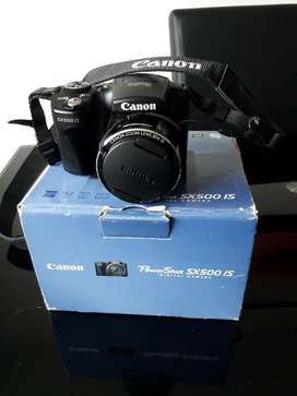 Camara Canon Sx500 Is