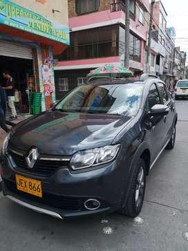 Vehiculo en excelente estado, renault steway dinamique versión limitada el más full. Único dueño