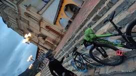 Bicicleta optimus Sirius rin 29 talla L