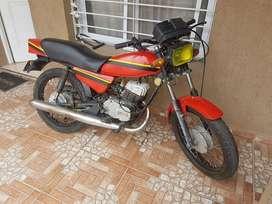 zanella rx 125 1993 y sapucai 1977