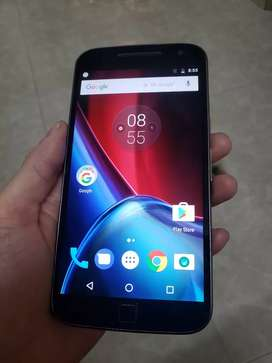 Motorola Moto g4 plus en perfecto estado