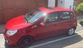 Chevrolet Aveo Hb con Sunroof