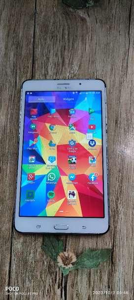 "Celular Tablet Samsung Tab 4  7"" pulgadas"